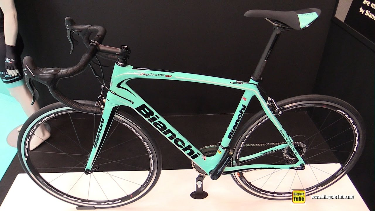 2017 Bianchi Infinito CV Ultegra Road Bike