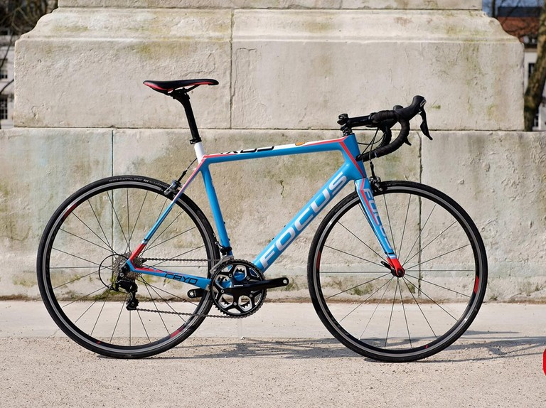2017 Focus Cayo Al 105 Road Bike