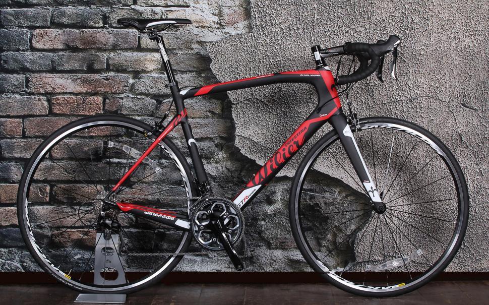 2017 Wilier GTR Team Endurance Ultegra Bike