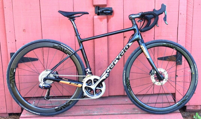 2019 Cervelo C3 Ultegra Di2 8070 Bike